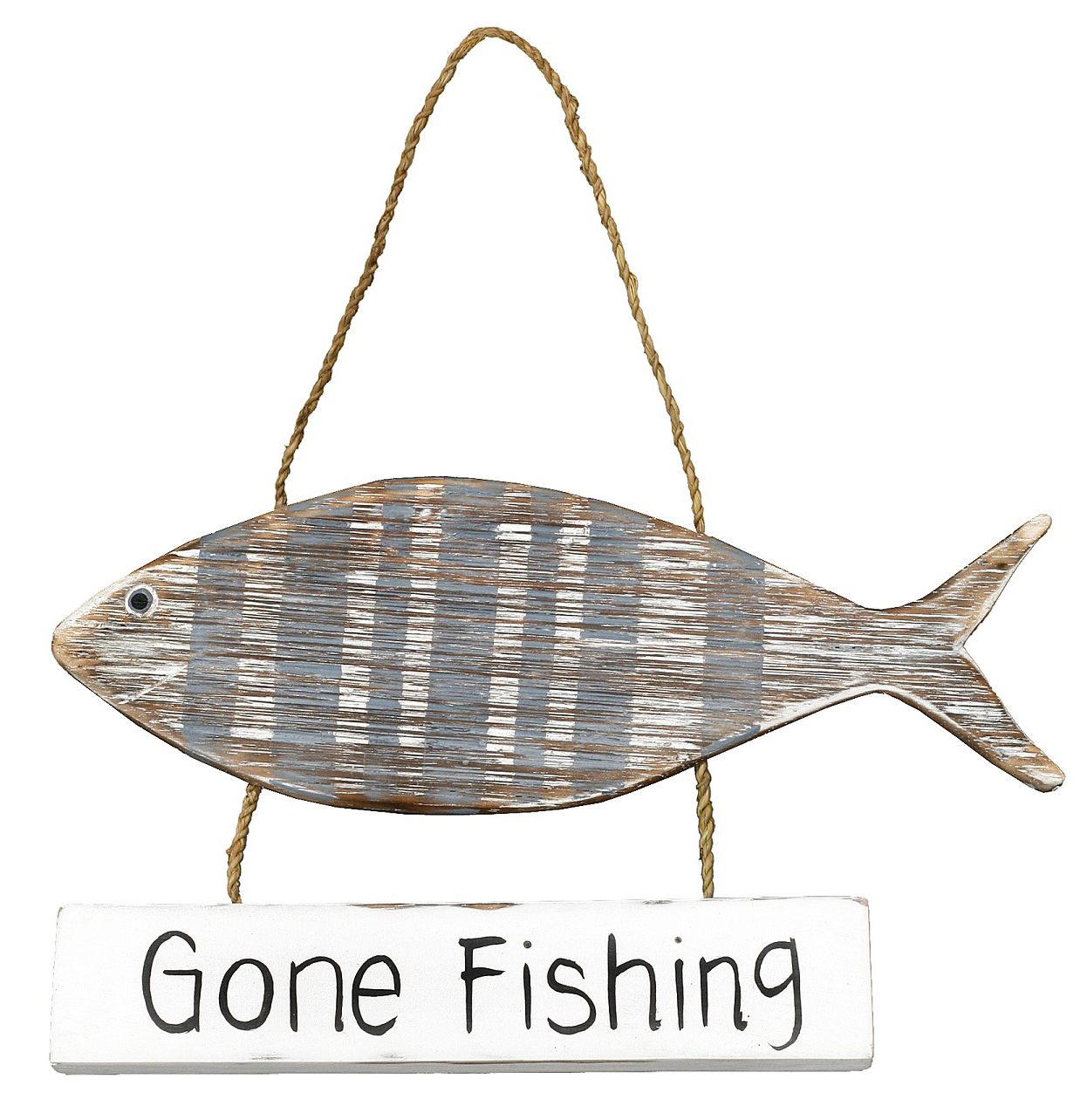 Gone Fishing Hanger